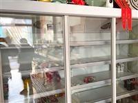 出售一台冷风柜,长两米,一体机,刚使用两个月,可当面验货,价格优惠,欢迎咨询。