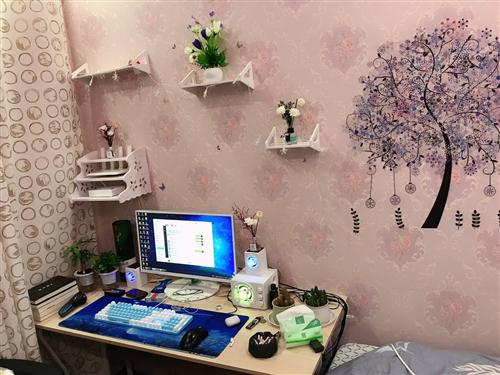 组装机,玩游戏的联系,键盘鼠标音响显示器打包