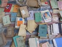 高价回收二手书籍,各种旧书老书