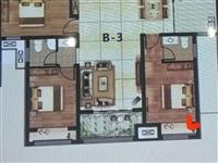 新泰龙城3室 2厅 2卫68万元
