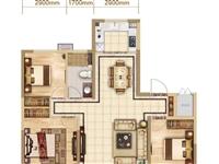 中南雅苑3室 2厅 1卫80万元