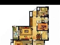 瑞丰国际社区4室 2厅 2卫56万元