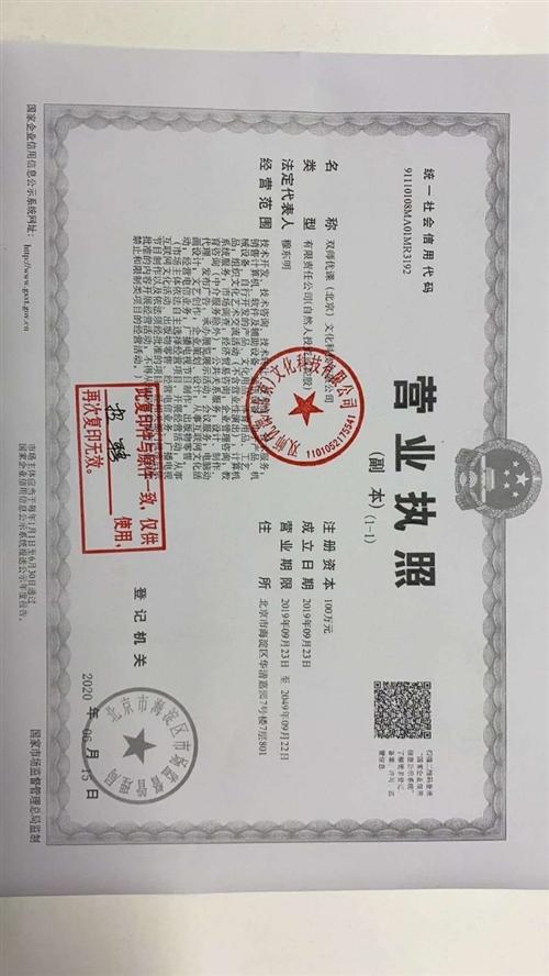 双师优课(北京)文化科技有限公司