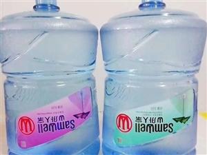 桶装水山泉水矿泉水天然水饮用水苏打水瓶装水泡茶水