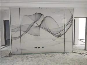 批发壁纸壁布电视墙装饰画