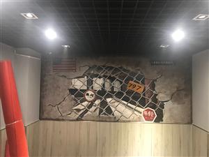 儋州彩绘,儋州墙绘,儋州涂鸦,儋州壁画