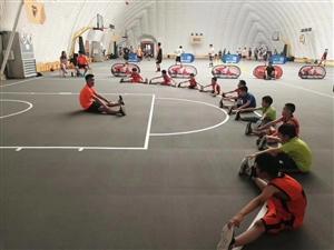 郑州自如体育篮球培训