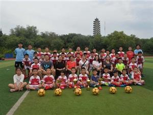 沂水星锐足球暑期训练营免费体验开始了!