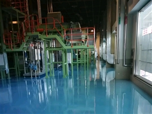 濟陽環氧地坪漆施工 環氧防靜電自流平 固化劑地坪
