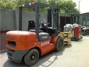 微挖、3.5——5吨叉车出租(可下地下室)