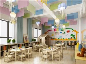 幼儿园这样设计,宝贝爱上幼儿园