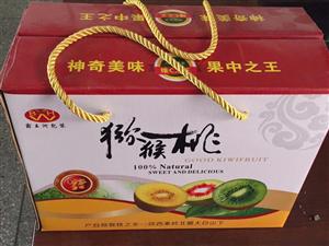 翠香猕猴桃精品礼盒包装
