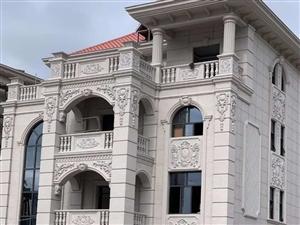 别墅内外墙石材定制 测量 设计 生产施工一站式服务