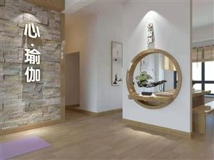 心瑜伽新店开业