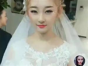 韩城新娘跟妆