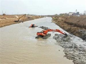 小清河复航工程滨州博兴段进度位居全省第二全省率先开工港区工可初稿已编制完成