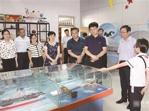 博兴县教体局全力推动教体事业实现新跨越