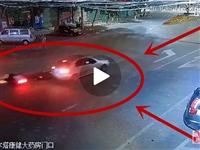 寻乌一男子酒驾急速倒车,因妻子还未上车,结果撞人被罚!一起来看这段视频~