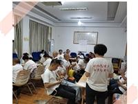 """德阳市第五届公益创投项目""""好风凭借力,助君向前飞""""第六期活动(图片)"""