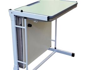 辅导班学生课桌椅,课桌可展开成午休床