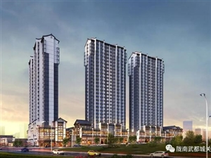 陇南未来的中山街将是这个样子......