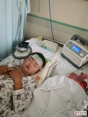 公益:救助徽县卢刚11岁儿子卢佳隆重症患者
