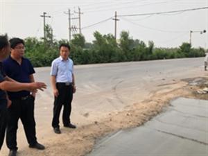 博兴县一鼓作气,攻坚国省道路域环境治理
