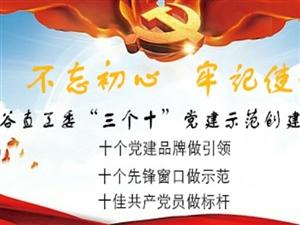 """府谷县直工委""""三个十""""党建示范创建活动"""