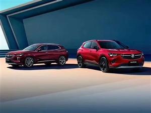 全新时尚运动SUV别克昂科威S与昂科威S Avenir艾维亚联袂上市