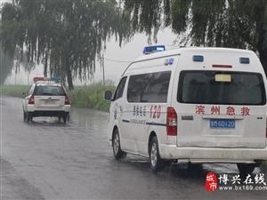 博兴:院前救治、优先通行,警医联合全力保障事故伤者生命健康安全