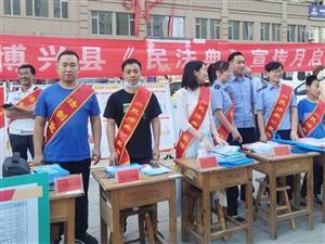 """博兴县双拥服务中心开展""""双拥法规宣传月""""活动"""