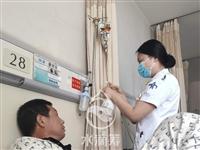 公益:救助陇南市礼县龙林乡下目村57岁重症患者董银宝