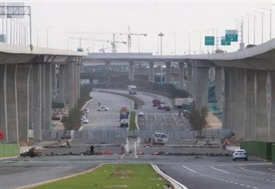 """郑州""""大四环""""最新进展来了!地面快车道大部分已投用"""