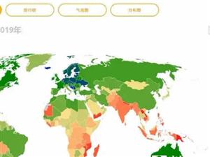 最新全球19�q青少年平均身高出�t,中��增幅位列全球第一!