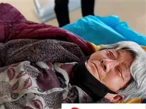 高唐:一位老人出事故,紧急寻家人,现在县医院新院区急诊科……