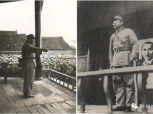 铭记历史!日本人入侵潢川的照片曝光,曾使用上千枚毒气弹...