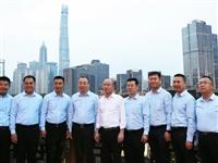 「风哥资讯」金徽管理团队赴复星集团考察学习