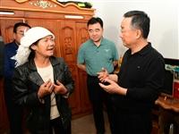 甘肃省鼓励陇南受灾群众搬往兰州新区、河西等地区