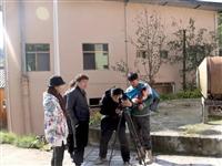 央视《人与自然》栏目组来康县取景拍摄