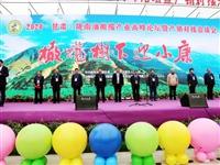 2020·甘肃·陇南油橄榄产业高峰论坛暨产销对接洽谈会开幕