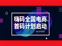 陇南仅限500位,嗨码生活电商首码开放,欢迎轻创业者们加入!
