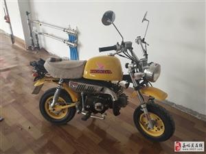 出售小猴子摩托车