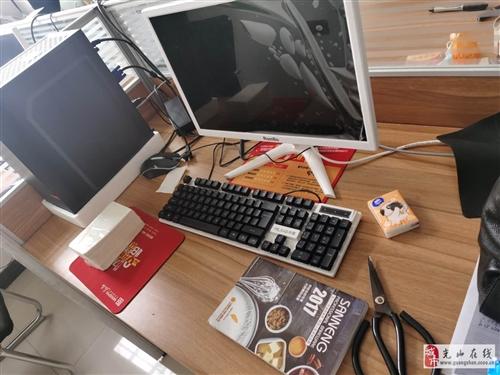 電腦,辦公桌,**沒用過,公司不干了全部處理,要的速度,電話13523768376微信同號