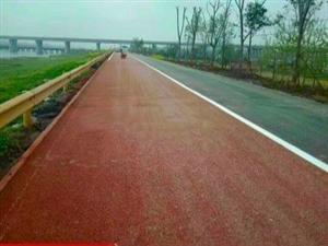 山西临汾沥青路面改色剂道路改色实惠更实用