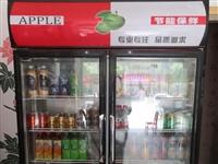 880L双门展示冰柜低价出售