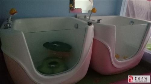 低价个人出售母婴店货架服装店货架宝宝洗澡浴缸
