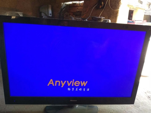 闲置二手液晶电视机
