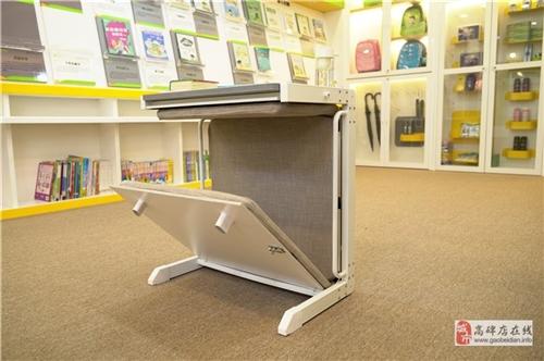 托管班辅导班专用折叠课桌椅,课桌可变床