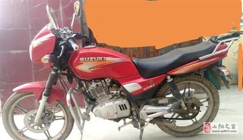 手续齐全二轮摩托车出售