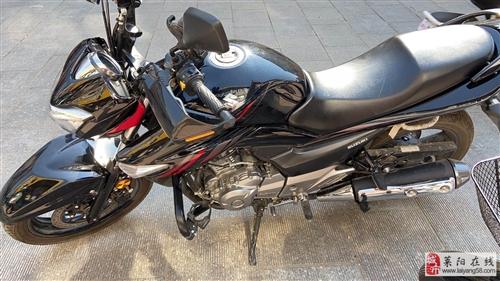 出手铃木豪爵GW250摩托车一辆
